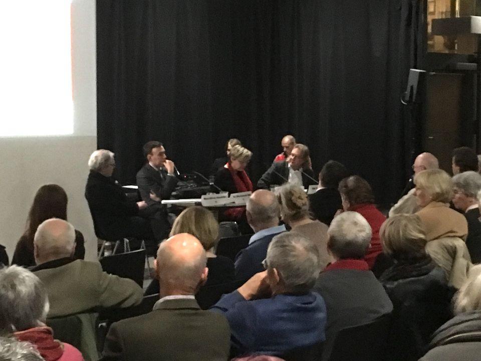 Veranstaltung Februar 2017 zur Oper